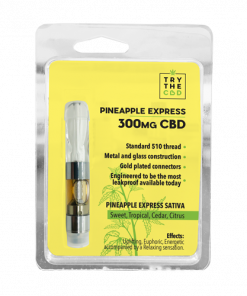 Buy CBD Vape Cartridge (Pineapple Express-Pineapple Express Cartridge
